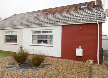 Thumbnail 3 bed semi-detached house for sale in Maple Drive, Larkhall