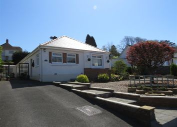 Thumbnail 4 bed detached bungalow for sale in Heol Innes, Felinfoel, Llanelli