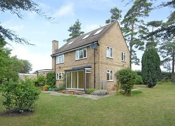 Thumbnail 4 bedroom detached house to rent in Thame Lane, Culham, Abingdon
