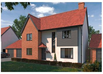 4 bed detached house for sale in Plot 85 Wendover Park, Salhouse Road, Norwich NR13