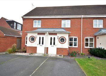 Thumbnail 2 bed town house for sale in Martin Crescent, Ruddington, Nottingham