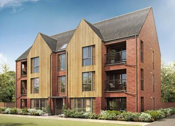 "Thumbnail 2 bed flat for sale in ""Bentley Rise"" at Louisburg Avenue, Bordon"