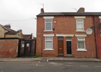 Thumbnail 4 bedroom end terrace house for sale in Roscoe Street, Middlesbrough