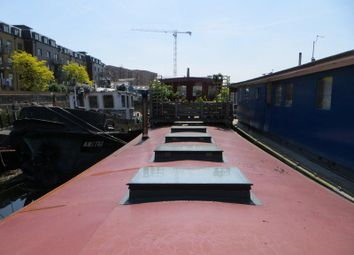 Thumbnail 1 bedroom houseboat for sale in .., Barking, Essex