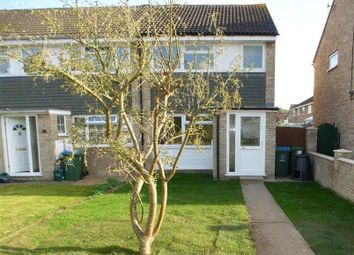 Thumbnail 3 bed end terrace house to rent in Slattenham Close, Aylesbury