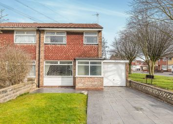 Thumbnail 3 bedroom semi-detached house for sale in Chillinghome Road, Hodge Hill, Birmingham