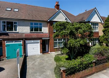 Thumbnail 3 bed semi-detached house for sale in Burntwood Lane, London