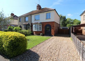 Thumbnail 3 bedroom semi-detached house to rent in Lakes Lane, Newport Pagnell, Buckinghamshire