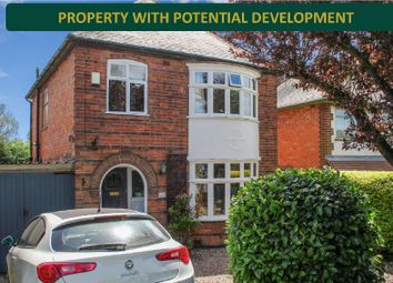 Thumbnail 3 bed detached house for sale in Knighton Lane East, Knighton Fields, Leicester