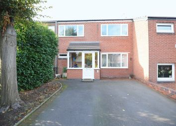 Thumbnail 3 bed terraced house for sale in Gees Lock Close, Leicester