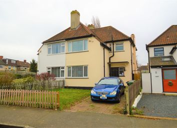 Thumbnail 3 bed semi-detached house to rent in Clarence Road, London