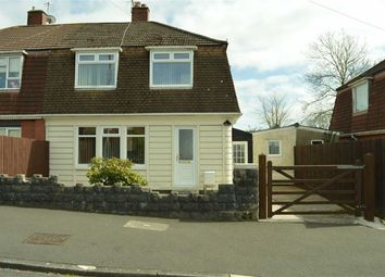 Thumbnail 3 bed semi-detached house for sale in Grenfell Avenue, Swansea