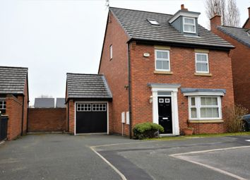 Thumbnail 4 bed detached house for sale in Applewood Grove, Halewood Village, Liverpool