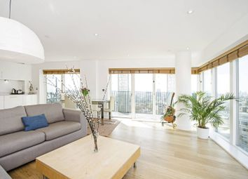 Thumbnail 3 bedroom flat to rent in Atkins Square, Hackney