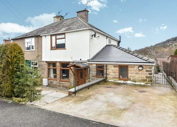 Thumbnail 3 bed semi-detached house for sale in Whitewood Way, Matlock