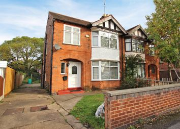 Thumbnail 3 bedroom semi-detached house for sale in Charlbury Road, Wollaton, Nottingham