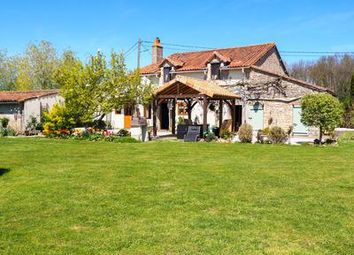 Thumbnail 3 bed property for sale in Genouille, Vienne, France