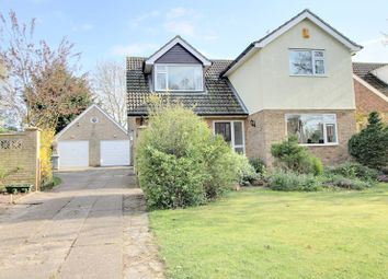 Thumbnail 4 bed detached house for sale in Lower Street, Salhouse, Norwich
