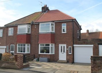 Thumbnail 3 bed semi-detached house for sale in Hackworth Gardens, Wylam