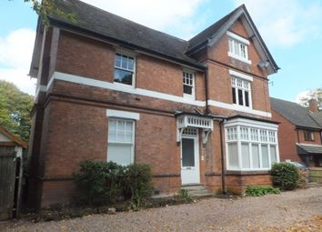 Thumbnail 2 bed flat to rent in Upper Clifton Road, Sutton Coldfield