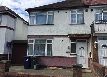 Thumbnail 3 bed semi-detached house to rent in Brent Road, Southall, Middlesex