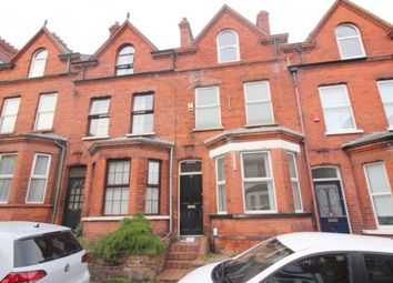 Thumbnail 4 bed terraced house for sale in Elaine Street, Stranmillis, Belfast