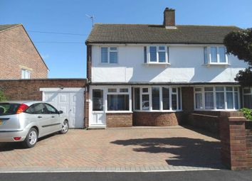 3 bed semi-detached house for sale in Ringwood Close, Eastbourne BN22