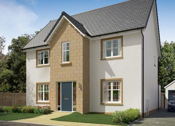 "Thumbnail 4 bed detached house for sale in ""The Danbury"" at Vert Court, Haldane Avenue, Haddington"