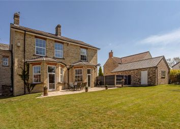 Thumbnail 5 bed detached house for sale in The Old Vicarage, Sudbrooke Road, Scothern, Lincoln