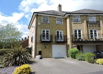 Thumbnail 4 bedroom town house to rent in De Havilland Drive, Hazlemere, High Wycombe