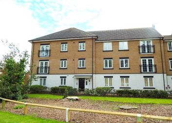 Thumbnail 2 bed flat to rent in Buchanan Road, Rugby