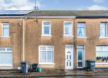 Thumbnail 2 bed terraced house for sale in Lewis Street, Crumlin, Newport
