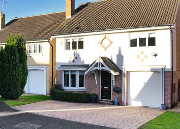 Thumbnail 4 bed detached house for sale in Norwood Court, Knaresborough