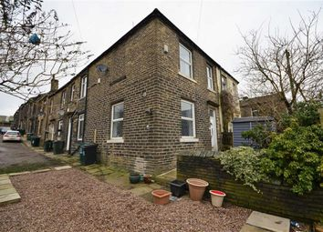 Thumbnail 2 bed end terrace house for sale in New Houses, Lyon Street, Queensbury, Bradford