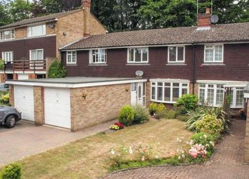Thumbnail 3 bed terraced house for sale in Beechwood Court, Dunstable, Bedfordshire, England