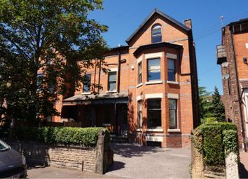 Thumbnail 6 bed semi-detached house for sale in Clyde Road, West Didsbury