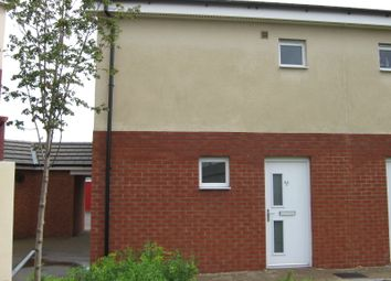 Thumbnail 1 bedroom semi-detached house to rent in Ariel Reach, Newport