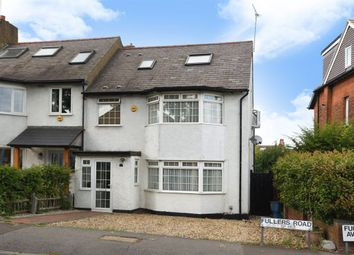 Thumbnail 4 bed semi-detached house to rent in Fullers Road, London