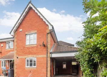 Thumbnail 3 bed end terrace house for sale in Dandelion Close, Romford, London