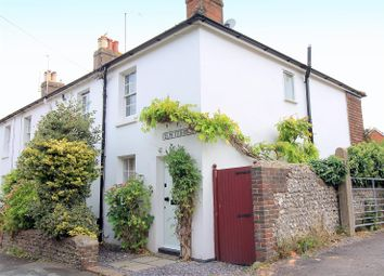 Thumbnail 2 bedroom end terrace house to rent in Elm Terrace, Steyning
