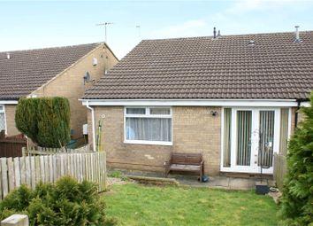 Thumbnail 1 bedroom semi-detached bungalow for sale in Hornsea Drive, Wilsden, West Yorkshire
