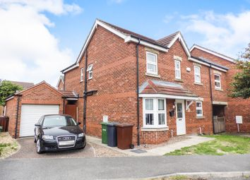 Thumbnail 4 bed semi-detached house for sale in Stukeley Close, Lincoln