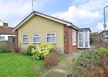 Thumbnail 2 bed detached bungalow for sale in Napier Road, Gillingham, Kent