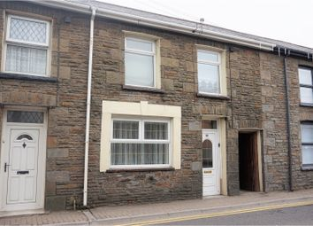 Thumbnail 2 bed terraced house for sale in Gilfach Road, Porth