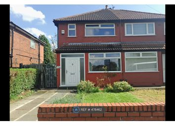 Thumbnail 2 bed semi-detached house to rent in Nelstrop Road North, Manchester