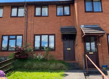 Thumbnail 2 bed terraced house for sale in Merchants Hill Close, Pontnewynydd, Pontypool