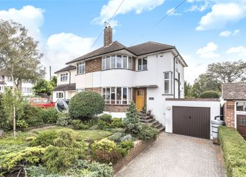 Thumbnail 3 bed semi-detached house for sale in Domonic Drive, London