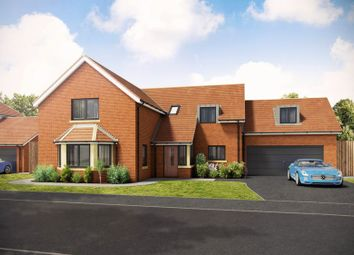 Thumbnail 5 bed detached house for sale in Robins Bridge Meadows, Off Springfield Road, Aughton