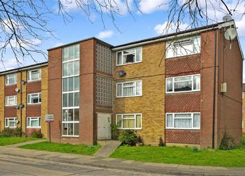 Thumbnail 2 bed flat for sale in Merrymeet, Banstead, Surrey