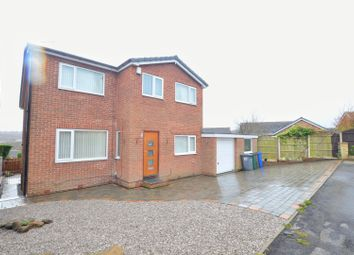 Thumbnail 4 bed detached house for sale in Truro Court, Barnsley